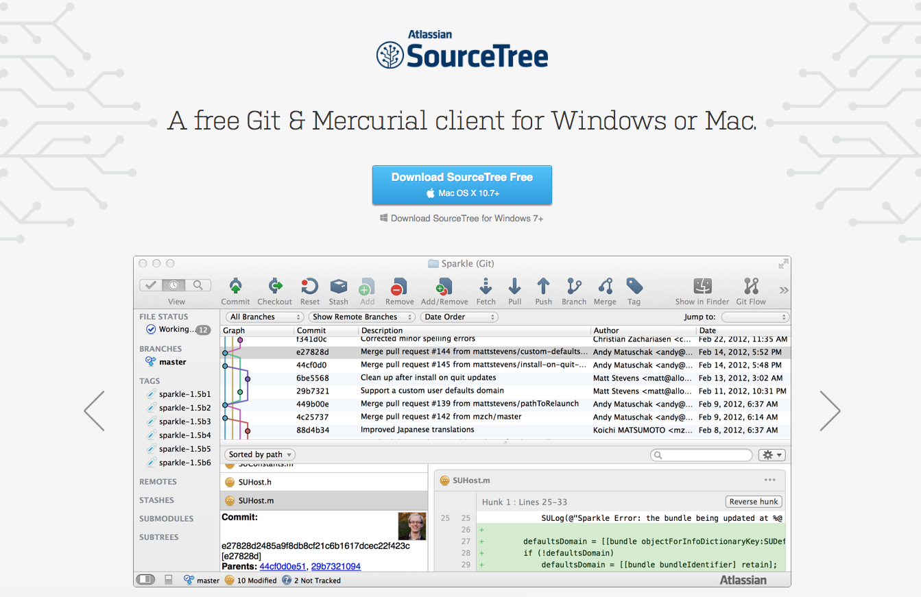 Download Sourcetree
